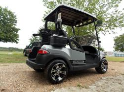 2011 Silver Metallic You Name It Edition Golf Cart