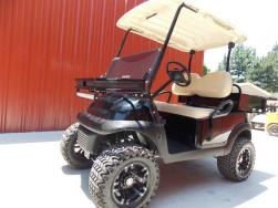 2011 Black Maintenance Edition Golf Cart