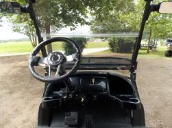 Pitch Black Edition Phantom Golf Cart