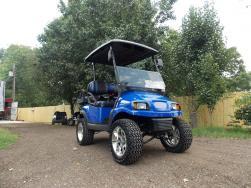 Royal Street Edition Golf Cart