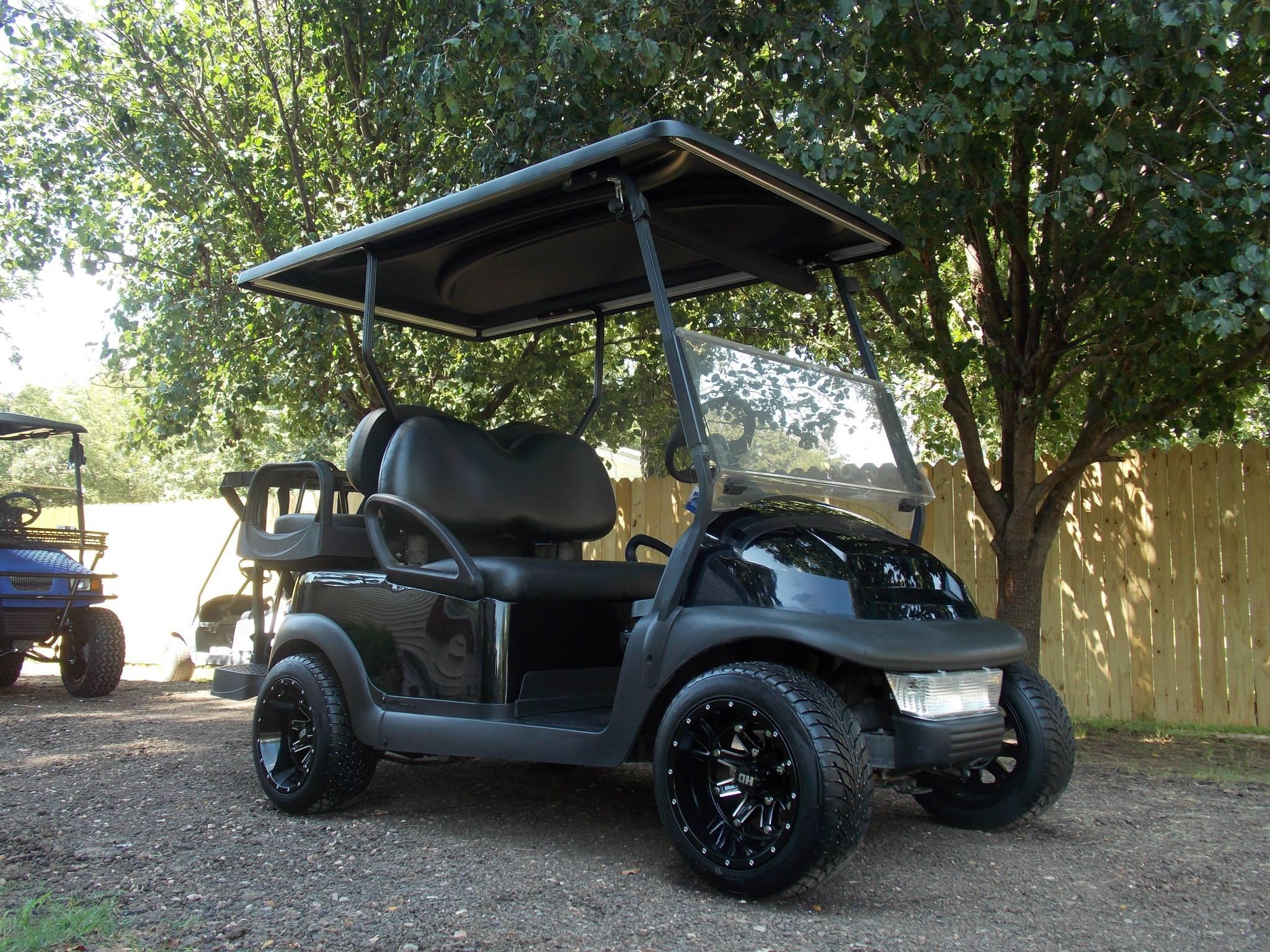 Club Car Golf Carts: Fat Boy Edition Club Car