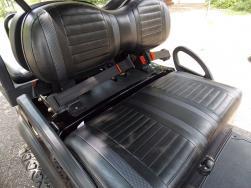 HardKore Texan Edition Phantom Club Car Precedent 48v Electric Golf Cart