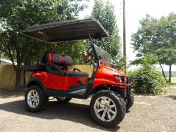 2011 Red Lick Phantom Golf Cart