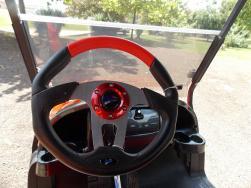 2011 Red Lick Phantom Golf Cart