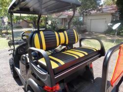 2011 Illusion Edition Phantom Golf Cart