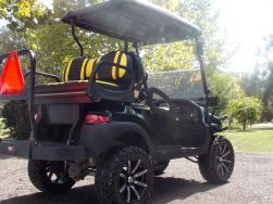 2011 Illusion Edition Phantom Golf Cart