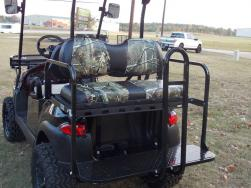 Hardkore Hunter 2 Limited Rock N Edition Golf Cart