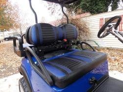 Royal Metallic Phantom Street Golf Cart