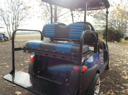 2011 Blue's Edition Phantom Club Car Precedent Electric 48v Golf Cart