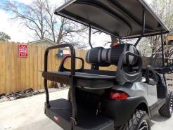 Silver Bullet Phantom Edition Club Car Precedent 48v Electric Golf Cart