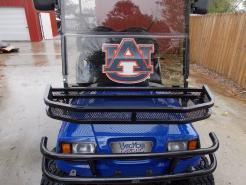 Royal Metallic Octane Phantom Club Car Precedent 48v Electric Golf Cart