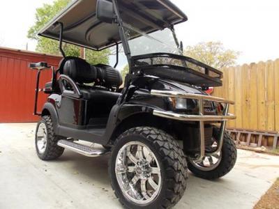 2011 Timberwolf Edition Phantom Club Car Precedent 48v Electric Golf Cart