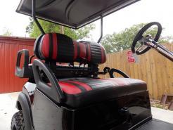 2011 Club Car Precedent BLACK Phantom Edition 48V Electric Golf Cart