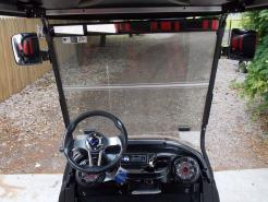 2011 Club Car Precedent BLACK Phantom Edition 48V Electric Golf Cart