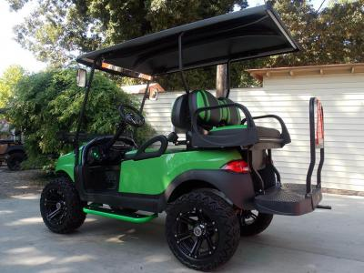 2011 X2G Edition Phantom Club Car Precedent 48v Electric Golf Cart