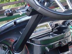 2011 X2G Edition Phantom Club Car Precedent 48v Electric Golf Cart