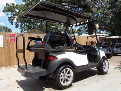2011 Super Shine Edition Phantom Club Car Precedent 48v Electric Golf Cart