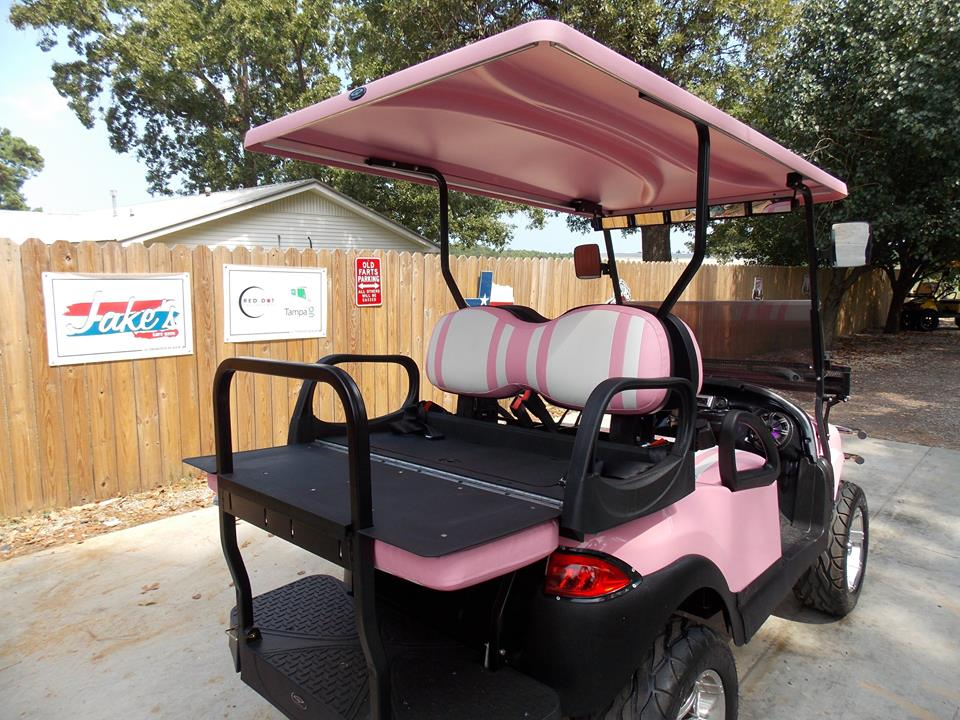 Princess Pink Phantom XT Golf Cart | Golf Cart on collapsible shopping cart, clicgear 2.0 push cart, pink bus, pink 4 wheeler, clicgear 3.5 push cart, pink storage chest, beach cart, pink shoes, blue cart, pink trailer,
