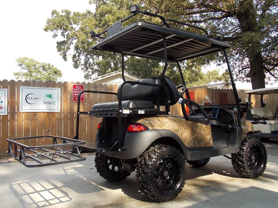 Brown & Black Hardwoods Phantom Hunter Golf Cart on precedent law, precedent with 14 rims, precedent golf car, precedent in court, car cart, precedent hunting cart, precedent cartoon, precedent rear body panel, atv cart,