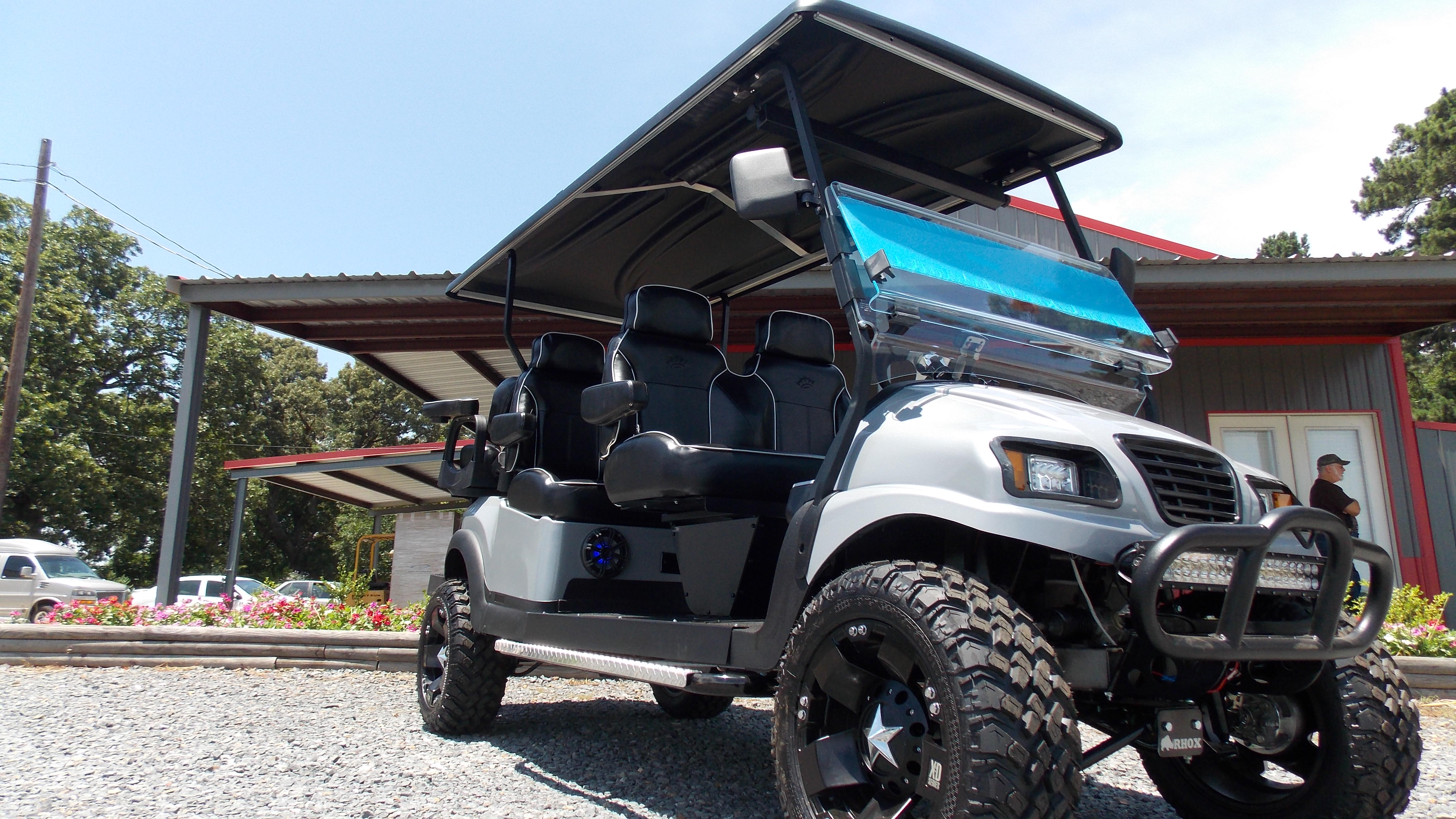 Low Speed Vehicles >> Lsv Street Legal Golf Carts Southern Sportz