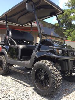 Lifted Golf Carts Southern Sportz